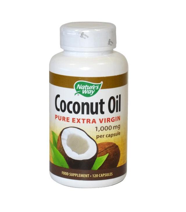 Nature's Way Coconut Oil Capsules