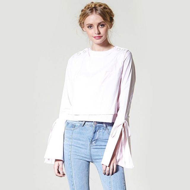 Storets Rad Overlay Striped Shirt