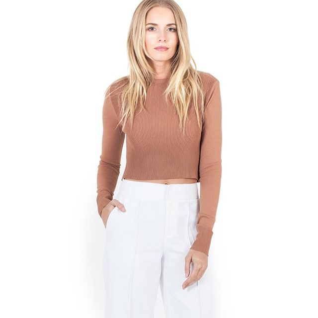 Modern Citizen Margaux Ripped Sweater