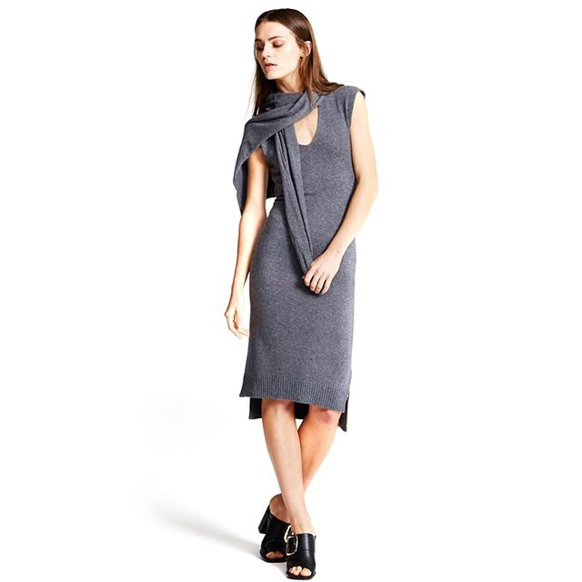 Staple the Label Double Up Knit Dress