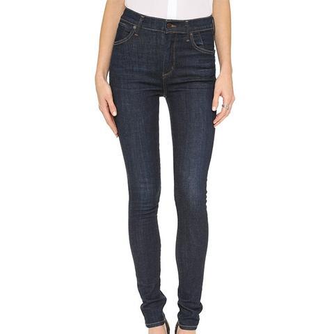 Carlie High Rise Sculpt Skinny Jeans