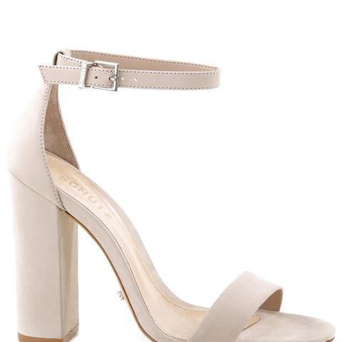 Enida High Heel Ankle Strap Sandals