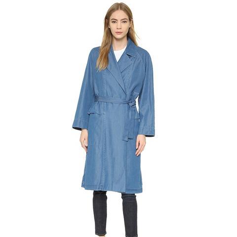 Carmel Trench Coat