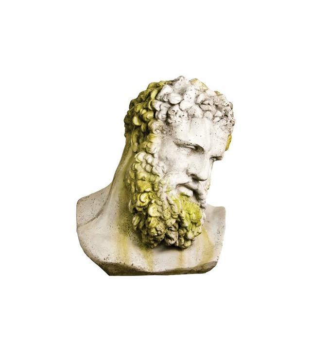 One Kings Lane Hercules Bust