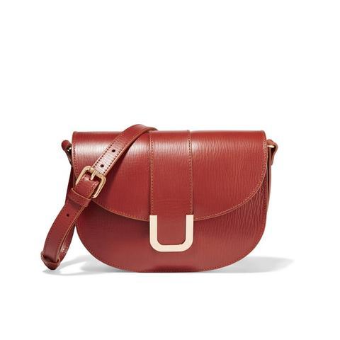 Sac Soho Textured Leather Shoulder Bag