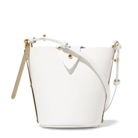 Barnsbury Nano Leather Shoulder Bag