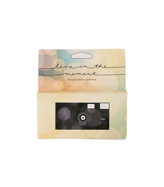 Urban Outfitters Live In The Moment Disposable Camera