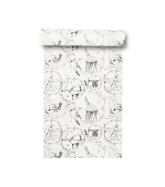 Anthropologie Kalahari Vignettes Wallpaper