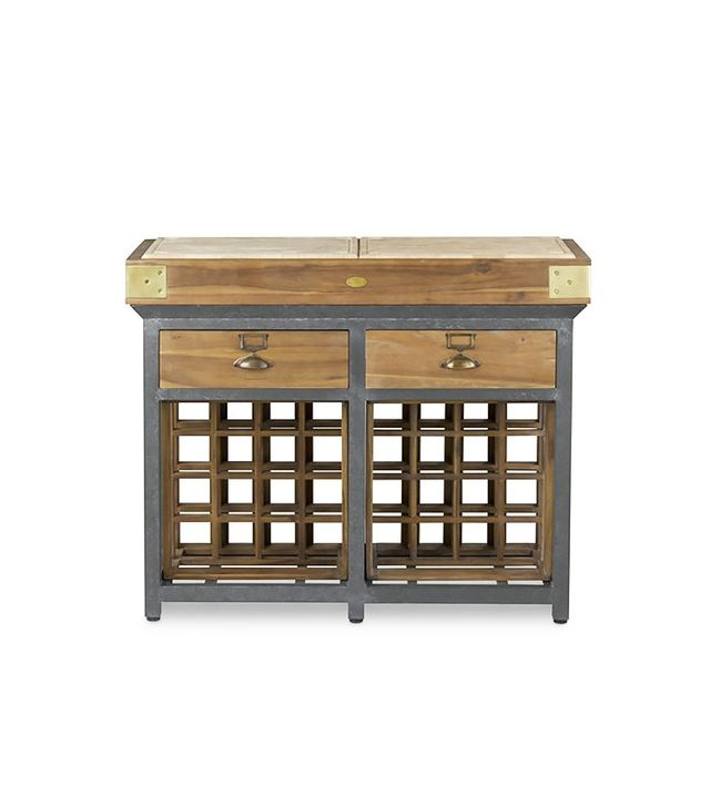 Williams-Sonoma French Chef's Kitchen Island With Drawers