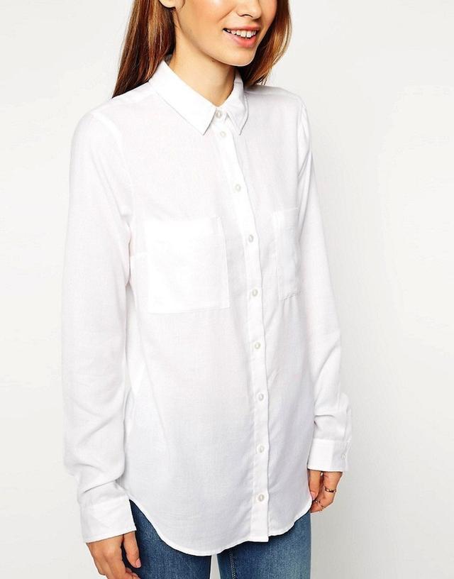 ASOS Soft Casual Shirt