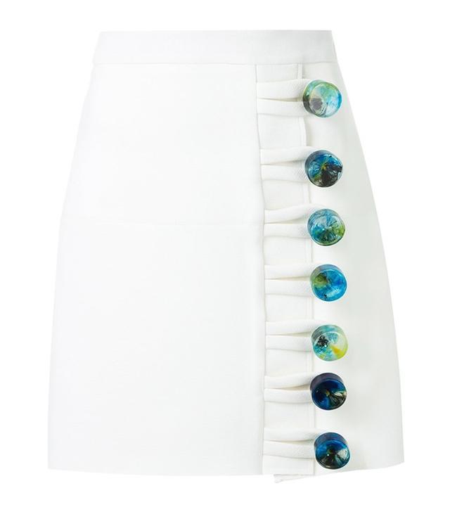 Christopher Esber Elemental Looped Mini Skirt
