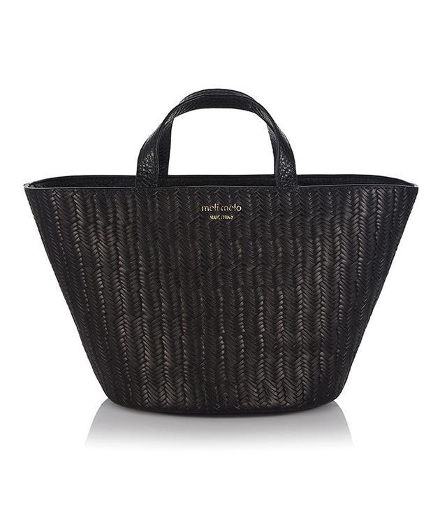 Meli Melo Rosalia Mini Black Bag