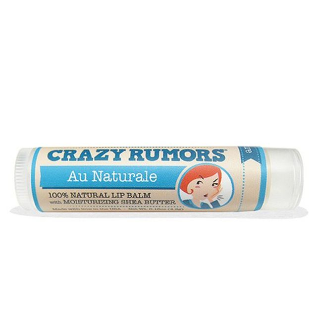 Crazy Rumors Au Naturale Lip Balm