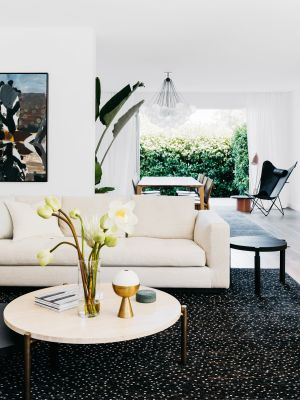 Home Tour: Inside a Contemporary and Charming Double Bay Abode