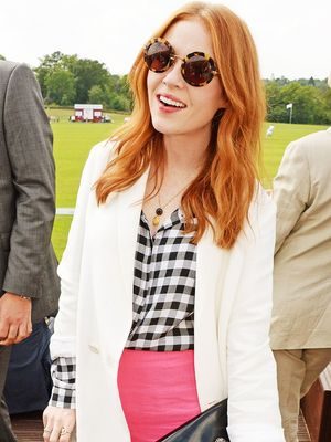 These 4 Clever Pieces Will Make You Finally Ditch Your Coat, by Angela Scanlon
