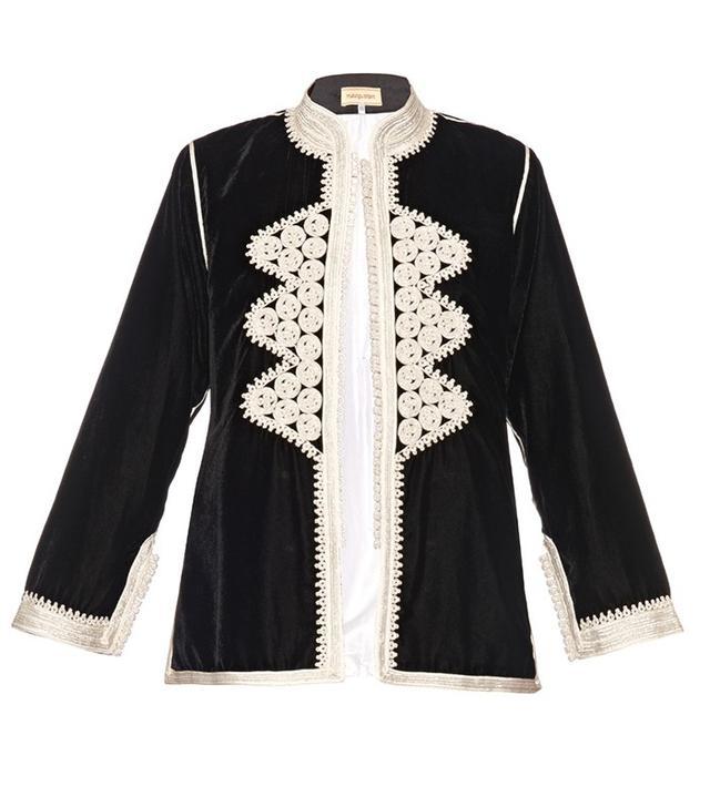 Muzunga Sisters Leila Velvet Jacket
