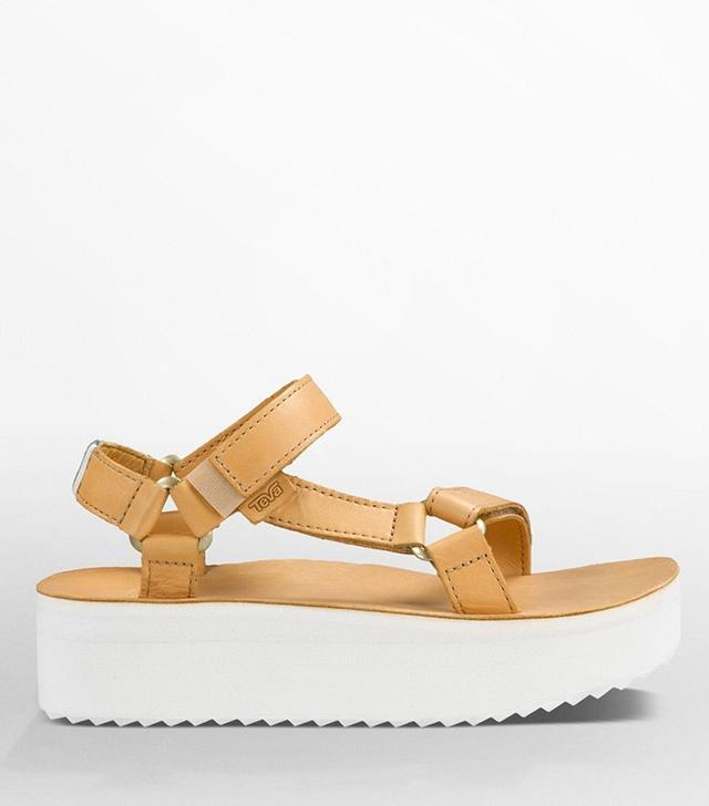 Teva Flatform Universal Crafted Sandal