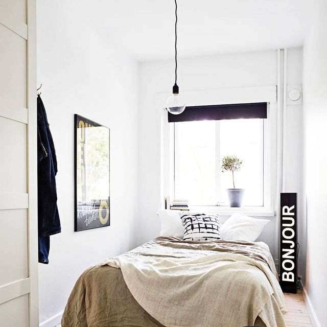 18 Tiny Bedrooms With HUGE Style