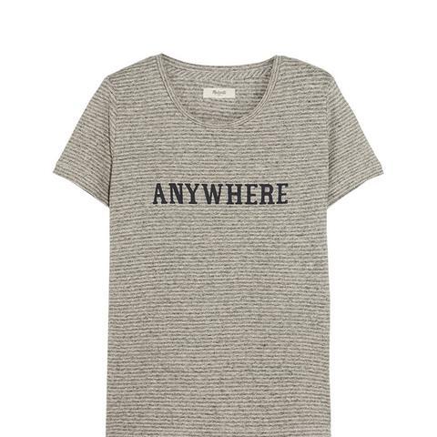 Anywhere Tee
