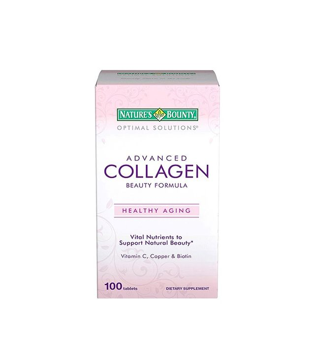 Nature's Bounty Advanced Collagen Tablets