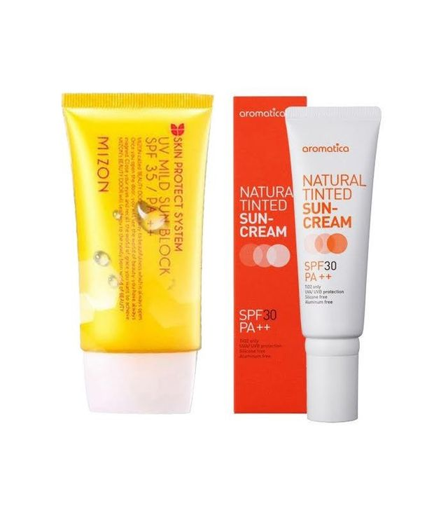 Mizon UV MIld Sun Block