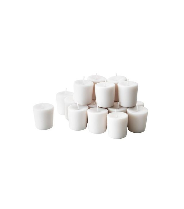 IKEA Set of 20 Föredra Unscented Votives