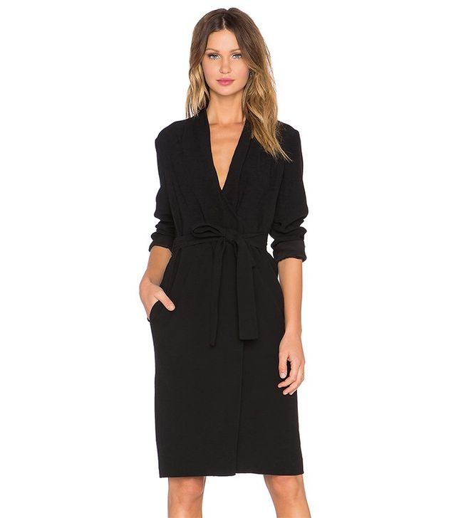 Ty-Lr The Lucid Trench Dress