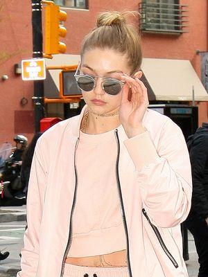 Gigi Hadid Is Bringing Back This Really Unexpected Look