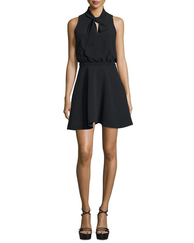 Elizabeth and James Enya Sleeveless Fit-&-Flare Dress