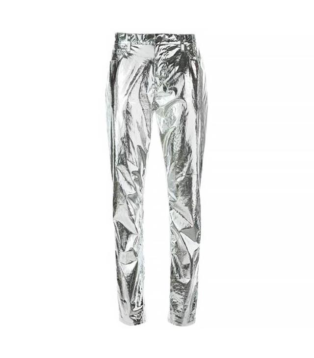 Isabel Marant Metallic Trousers