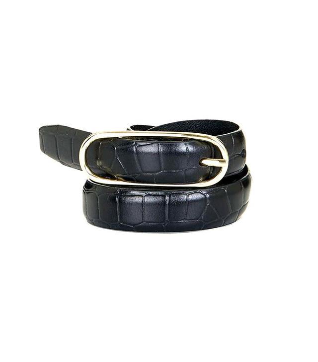Topshop Leather Belt