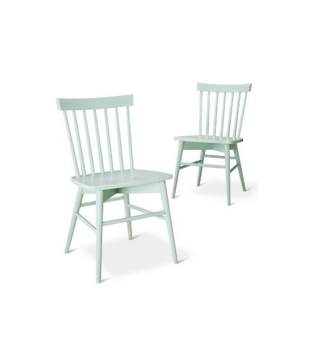 Threshold Windsor Dining Chair Wood/Multiple Colors (Set of 2)