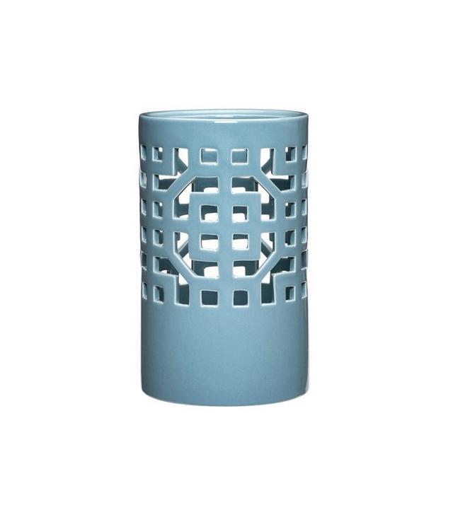 Threshold Pierced Round Lantern