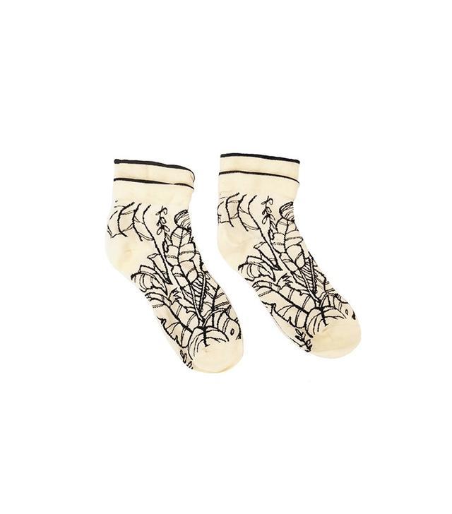 Whitney Eve Wedding Socks