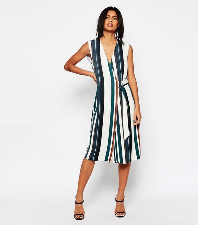 ASOS Wrap Dress With D-Ring