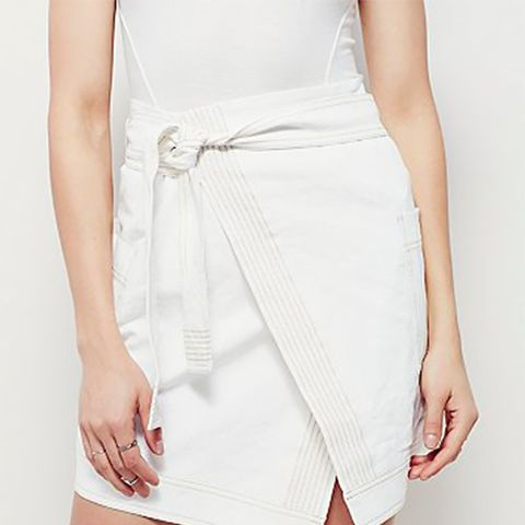 Piece by Piece Mini Skirt