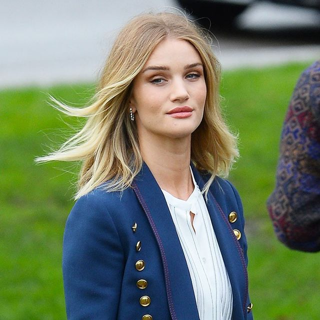 Okay, Rosie Huntington-Whiteley's Closet Is Insane
