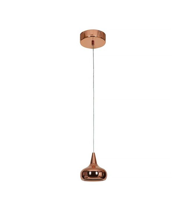 Access Lighting Essence LED Copper Pendant Lamp