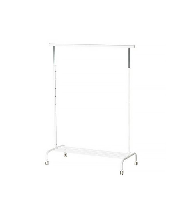 ikea rigga clothes rack