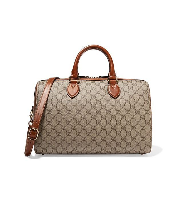Gucci Linea A Boston Bag