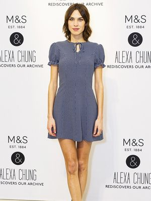 Under $100: What to Buy From Alexa Chung's New Collection