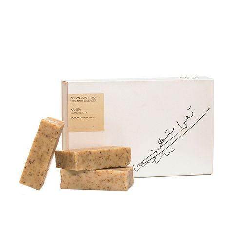Giving Beauty Argan Soap Trio