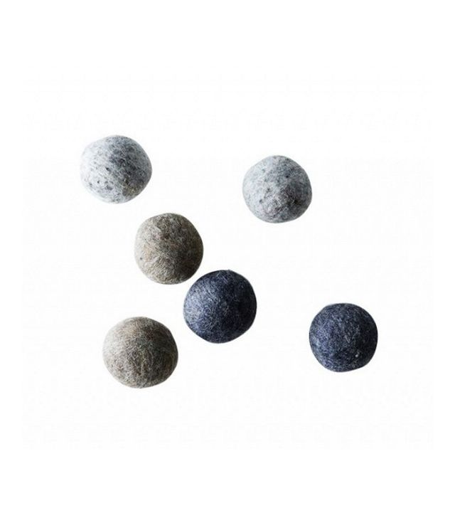 Bog Berry Grey Wool Dyer Balls