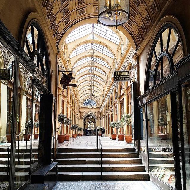 Passage Galerie Vivienne