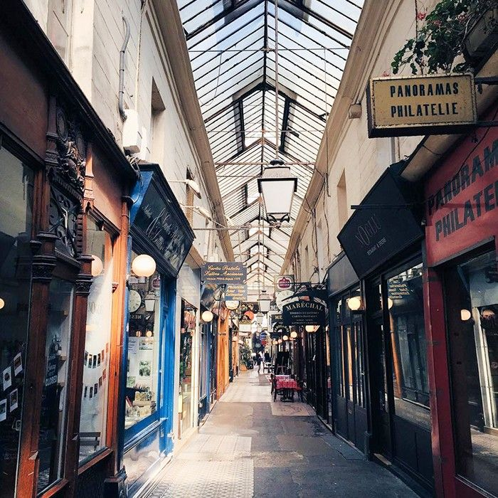 7 of the most fashionable places to visit in Paris Global Blue 31