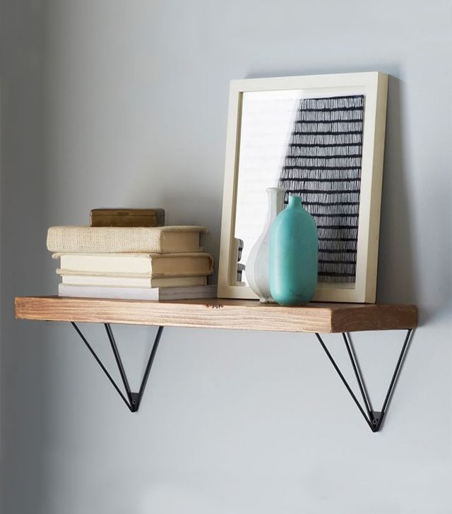 West Elm Reclaimed Wood Shelving