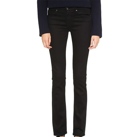 The Harper Essential Straight Leg Jeans