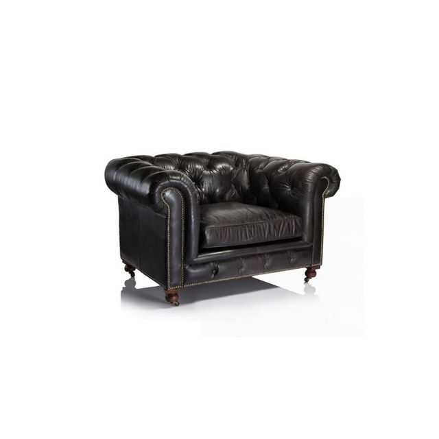 Timothy Oulton Westminster Feather Arm Chair