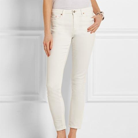 Skin 5 Pocket Mid-Rise Skinny Jeans