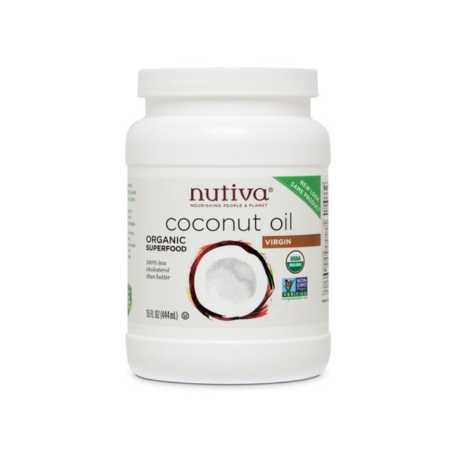 Nutica Organic Virgin Coconut Oil